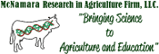McNamara Research in Agriculture Firm