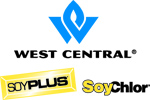 West Central: SoyPLUS, SoyChlor